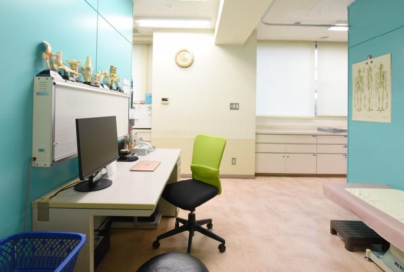 林整形外科 診察室 写真