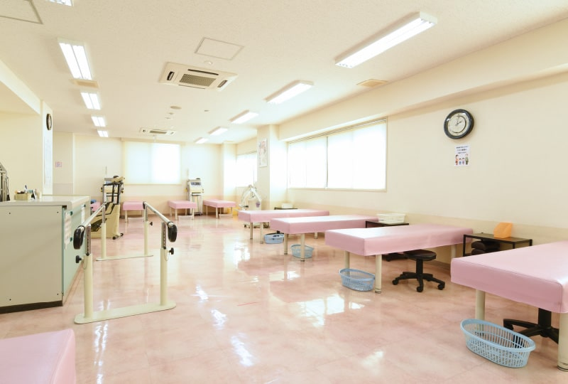 林整形外科 リハビリ室 写真