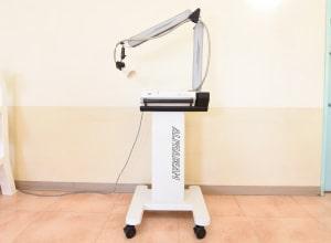 赤外線治療器 写真